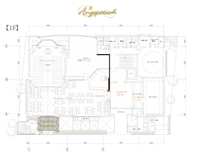 1F Floor Map